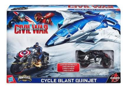 Игровой набор Marvel Hasbro Квинджет Мстителей B5777