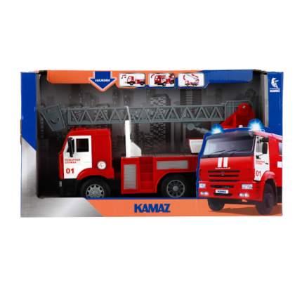 Пожарная Машинка Технопарк Камаз
