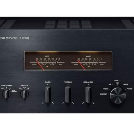 Интегральный усилитель Yamaha A-S1100 Black/Piano Black