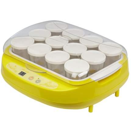Йогуртница Brand 4002 желтая