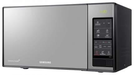Микроволновая печь с грилем Samsung GE83XR black/mirror