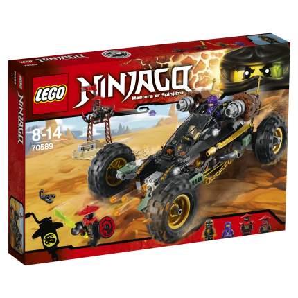 Конструктор LEGO Ninjago Горный внедорожник (70589)