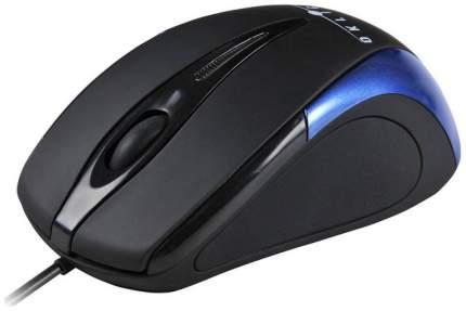 Проводная мышка OKLICK 235M Blue/Black