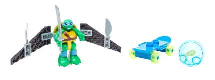 Конструктор пластиковый Mega Bloks® Черепашки - малыши: боевые скейтбордеры DMW38 DPF55