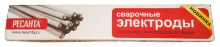 Сварочный электрод Ресанта МР-3 Ф2,5 Пачка 1 кг 71/6/22
