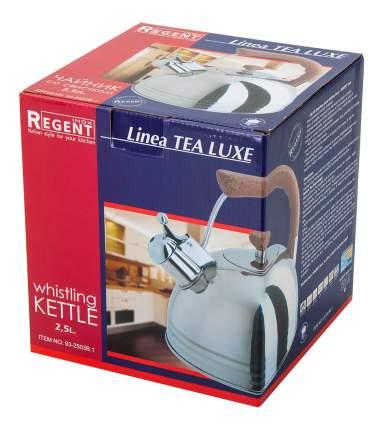 Чайник для плиты REGENT inox 93-2503B.1 2.5 л