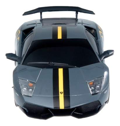 Машинка р.у. Rastar Lamborghini Superveloce серебристый (39001)