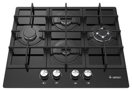 Встраиваемая варочная панель газовая GEFEST ПВГ 2231-01 К3 Black