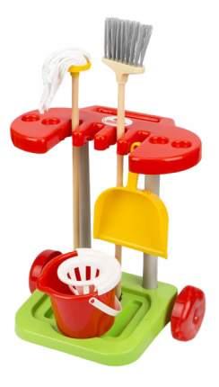 Набор для уборки игрушечный Полесье Помощница-2