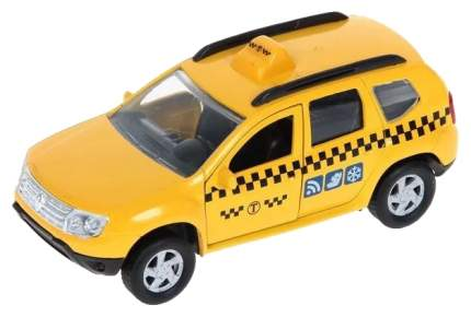 Коллекционная модель Autotime RENAULT DUSTER Такси 1:38