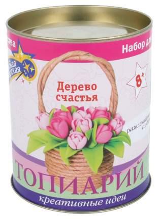 Набор для творчества Волшебная мастерская Тюльпаны в корзинке