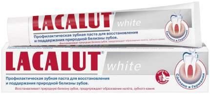 Зубная паста Lacalut White 75 мл