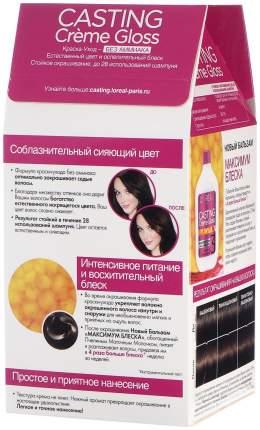 Краска для волос L'Oreal Paris Casting Creme Gloss 323 черный шоколад