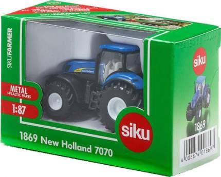 Модель Siku Трактор New Holland T7070, 1869