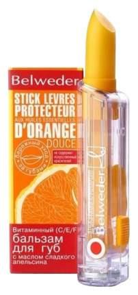 Бальзам для губ Belweder с маслом апельсина 4 г