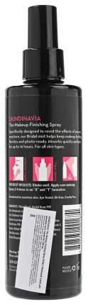 Фиксатор макияжа Skindinavia The Makeup Finishing Spray, Bridal 240 мл