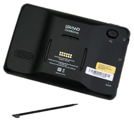 Автомобильный навигатор LEXAND CLICK&DRIVE CD5 HD Прогород