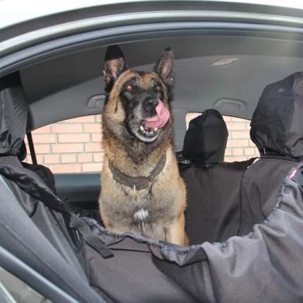 OSSO Car Premium Автогамак для перевозки собак в автомобиле, 125х170 см
