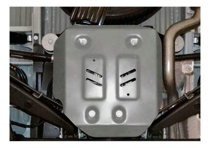 Защита редуктора RIVAL для Volkswagen (333.5845.1)
