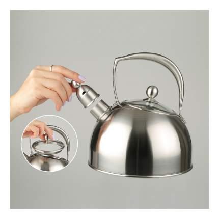 Чайник для плиты Kuchenland UT000040627 2.5 л