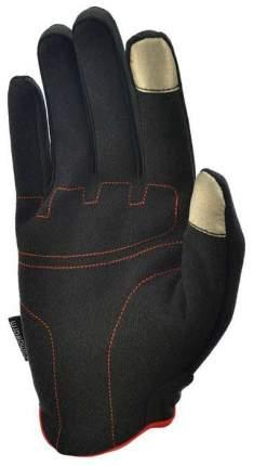 Перчатки для тяжелой атлетики и фитнеса Adidas Essential, красные/черные, S