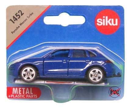 Коллекционная модель Porsche Macan Turbo Siku 1452