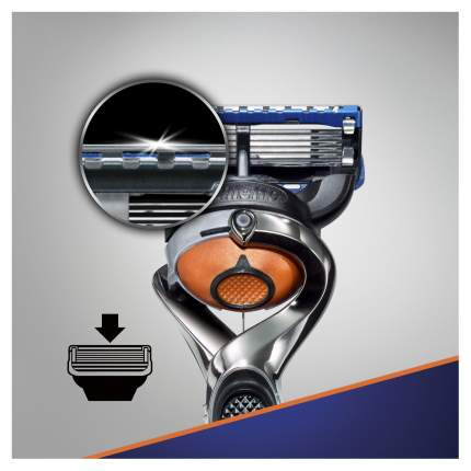 Станок для бритья Gillette Fusion5 ProGlide Football 5 шт