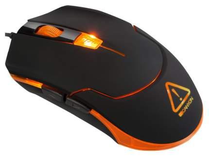 Игровая мышь CANYON CND-SGM1 Orange/Black
