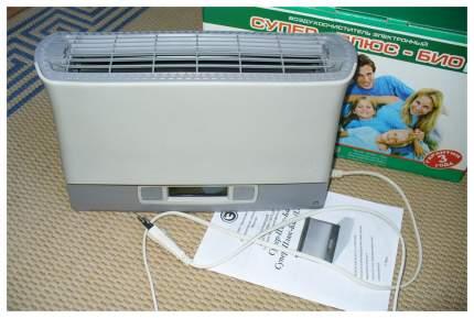 Воздухоочиститель Супер Плюс Био (LCD) White