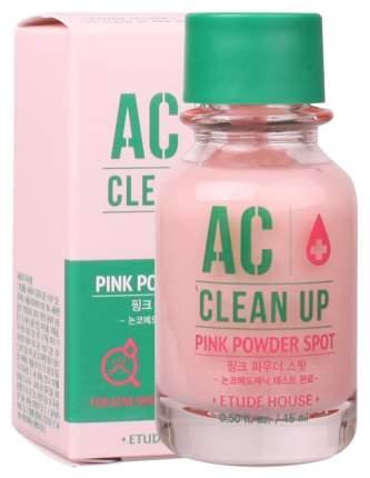 Лосьон для лица Etude House AC Clean Up Pink Powder Spot 15 мл