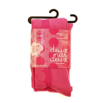 Колготки для девочек Deux par Deux розовый р.92-98