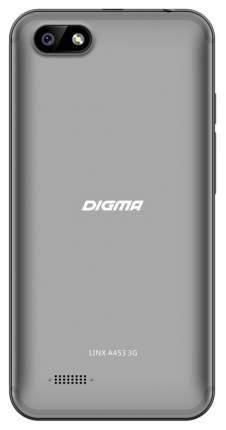 Смартфон Digma Linx A453 3G 8Gb Gray