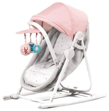 Колыбель-шезлонг Kinderkraft Unimo Pink