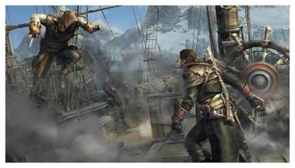 Игра Assassin's Creed: Изгой. Обновленная версия для PlayStation 4
