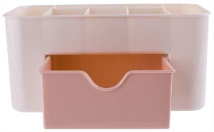Органайзер Premial универсальный с розовым ящичком