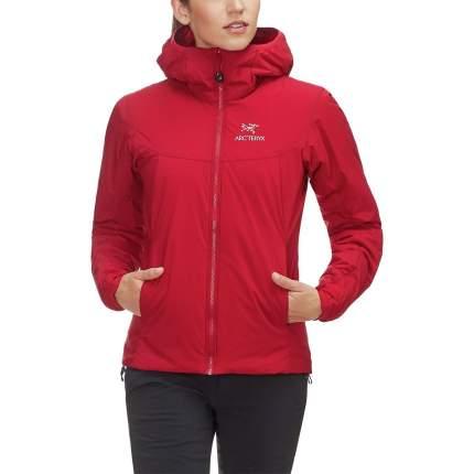 Куртка Arcteryx Atom AR Hoody, pomegranate, XS INT