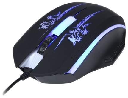 Проводная мышка Xtrike me GM-201 Black