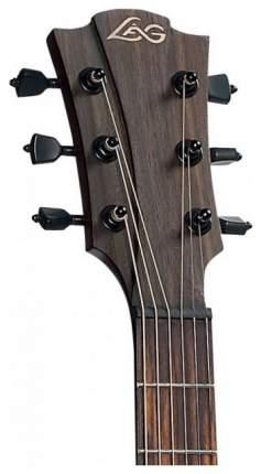 Электроакустическая гитара для левшей LAG TL100DCE