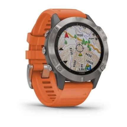 Умные часы Garmin Fenix 6 Sapphire 010-02158-14