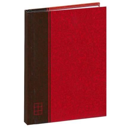 Brunnen Книга Brunnen в жестком глянцевом переплете, А7, 96 листов, клетка
