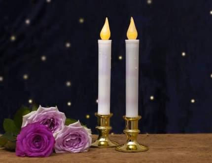 Набор свечей светодиодных Star trading 063-63 2 шт.
