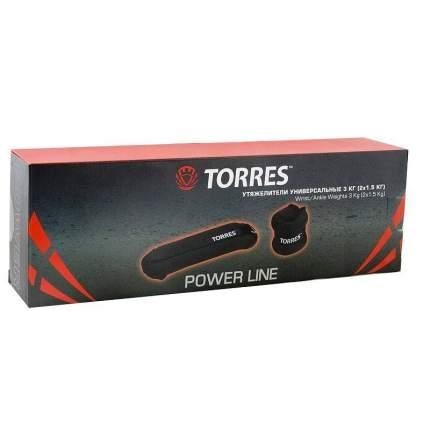 Утяжелители Torres PL110183 2 x 1,5 кг