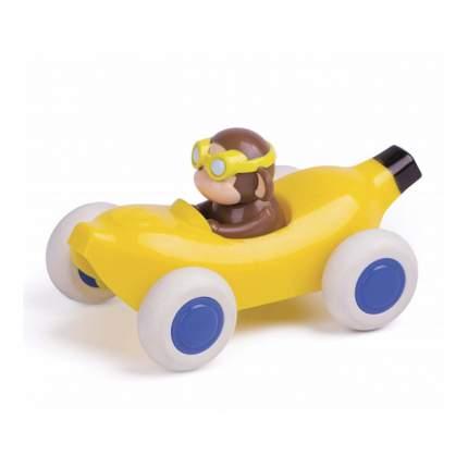 Viking toys Машинка-банан 14 см, с Мартышкой, в подарочной упаковке, арт. 81363