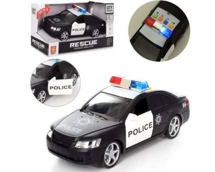 Машина Rescue - Police (звук) 1:16