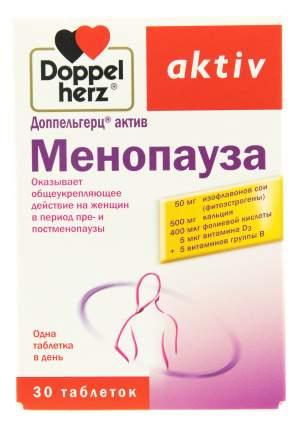 Менопауза Doppelherz Актив таблетки 30 шт.