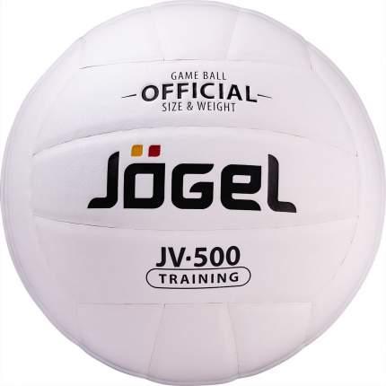 Волейбольный мяч Jogel JV-500 №5 white