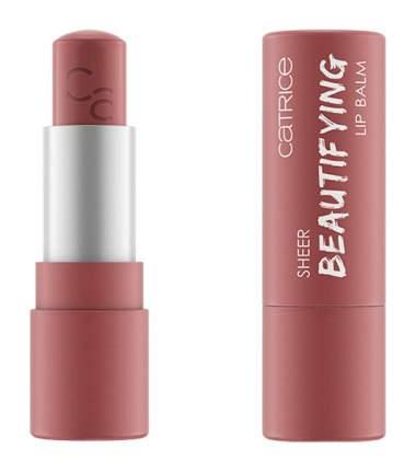Бальзам для губ CATRICE Sheer Beautifying Lip Balm 020 Fashion Mauvement 4,5 г
