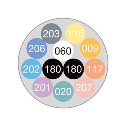 Набор акриловых маркеров Molotow Pastel-Kit 227HS 12 штук