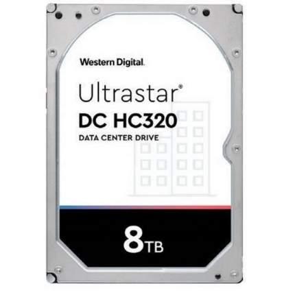 Жесткий диск HDD Western Digital Ultrastar DC HC320 8Tb (HUS728T8TAL5204)