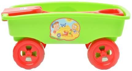 Тележка игрушечная Zebratoys 15-11017
